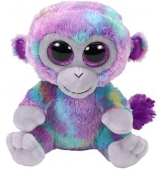 A zuri the monkey Beanie Boo TY Soft Toy