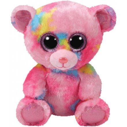 Franky Bear Beanie Boo Toy