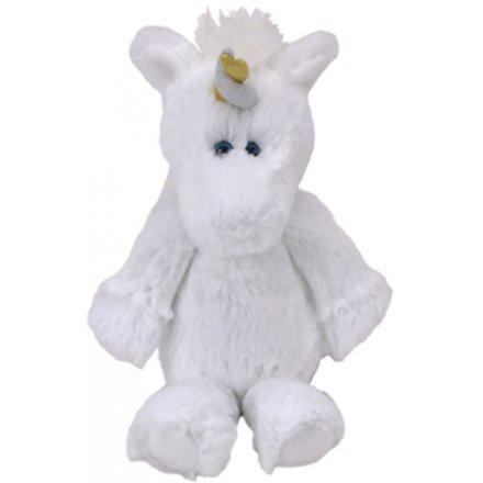 Agnus Unicorn TY Soft Toy, Regular
