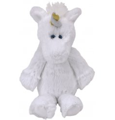 An Angus the Unicorn Attic Treasures TY Soft Toy