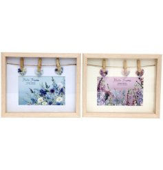 A Meadow & Garden Peg Frame in 2 assorted colours