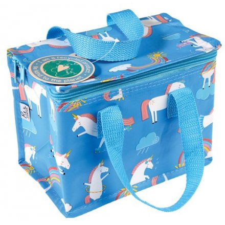 A Magical Unicorn Insulated Lunch Bag
