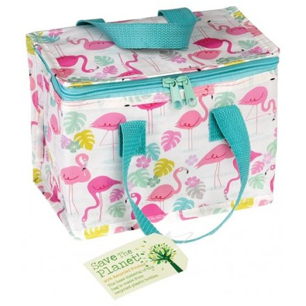 Flamingo Bay Insulated Lunch Bag