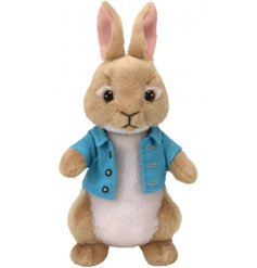 Bring to life your favorite story time tales with this snuggly and soft Cottontail soft toy