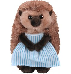 Bring to life your favorite story time tales with this snuggly and soft Mrs Tiggy Winkle soft toy