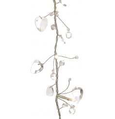 Bring a touch of elegance to any home interior or display scene with this beautifully delicate light