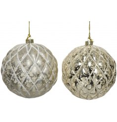 A chic assortment of Luxe Living inspired shatterproof baubles