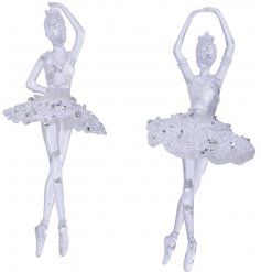 Hang these dancers in any themed tree to produce a magical twinkling effect