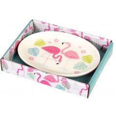 A flamingo bay Jewellery/Trinket Tray