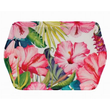 Tropical Paradise Small Tray