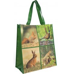 A British wildlife shopper
