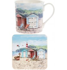 Bring a touch of the ocean to any home interior or kitchen theme