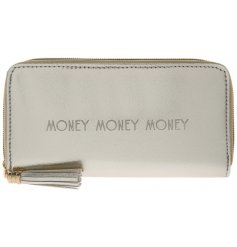 A Shine Bright Gold Money Money Money Wallet