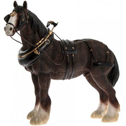 Ornamental Shire Horse