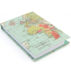 Get your travel notes written in style with this handy little memo pad