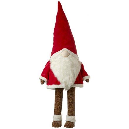 X Large Dancing Santa Gonk 165cm