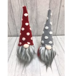 Bring a fun festive feel to any themed decor at Christmas time with this funny assortment of pointy hatted gonks