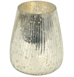 this Luxe inspired candle holder will be sure to produce a beautiful homely glow to any space its in