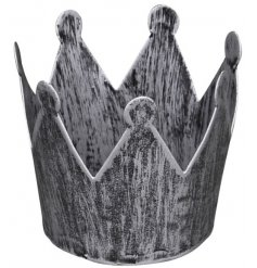 A Black Metal Crown Dec
