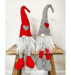 these little gonks with an added heart decal will be sure to add Nordic inspired edge to any space they're in