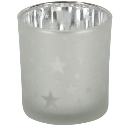 Small Star Votive Tealight Holder