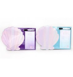 An enchanting assortment of Underwater themed whiteboards and notepad set