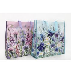 An assortment of 2 Meadow & Garden Shopper Bag