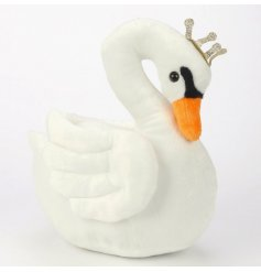 A Swan Princess Soft Door Stop