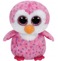 A Glider The Owl TY Beanie Soft Toy