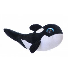 A Nona The Whale Beanie Boo TY Soft Toy 8in