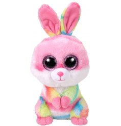 A Lollipop The Bunny TY Beanie Boo Soft Toy