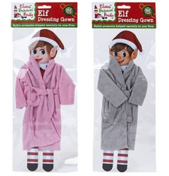 Dress up your naughty little elves ready for bed while they're doing their job this Christmas time