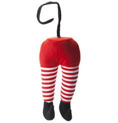 Poke these funny little elf legs out of your Christmas tree this festive season to bring a fun and magical touch for yo