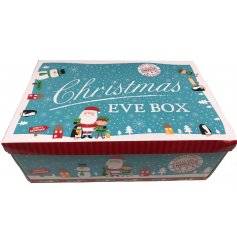 This fun and festive themed Christmas Eve box will be a perfect little early present for your excited little ones!