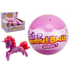 What magical unicorn will you find inside the squishy egg?
