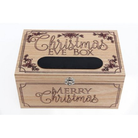 Christmas Eve Chalk Box