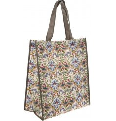 A William Morris Strawberry Thief Shopper Bag