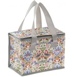 A William Morris Strawberry Thief Lunch Bag