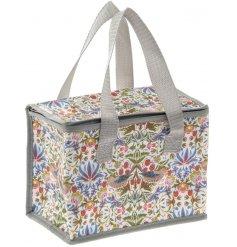 A Strawberry Thief print Lunch Bag