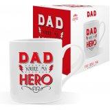 A Dad You're My Hero china Mug