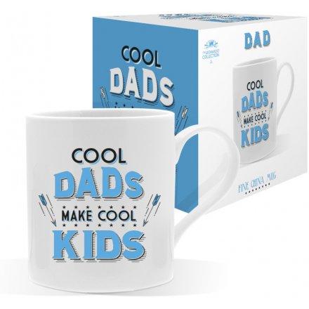 Cool Dads Make Cool Kids Mug