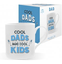 A Cool Dads Make Cool Kids Mug