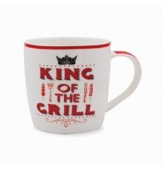 A King Of The Grill Mug