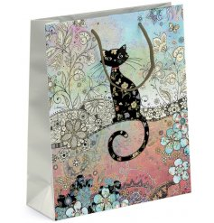 A beautiful new line of whimsical themed gift bags each set with a beautiful array of colours and patterns