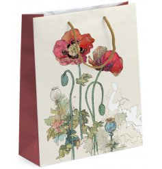 Part of a beautiful new line from the popular Bug Art range, this themed gift bag collection is perfect for all occasio