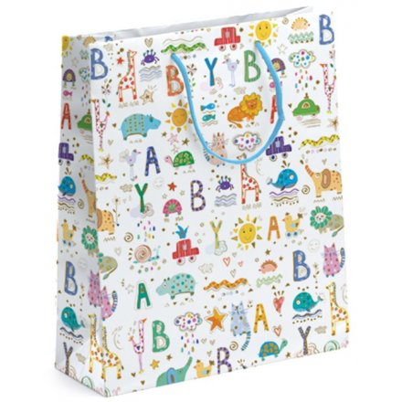 Turnowsky Baby Large Gift Bag