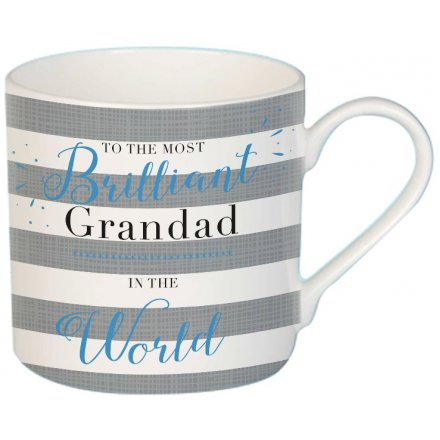 Brilliant Grandad Mug