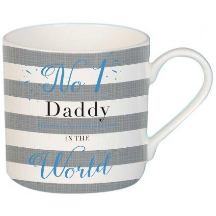 No1 Daddy Mug