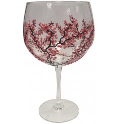 A Sunny By Sue Gin Glass inspired by the Japanese Garden