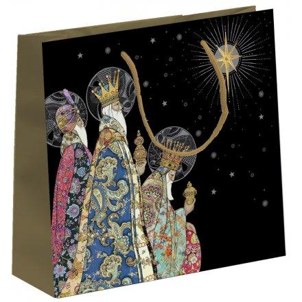 Three Kings Gift Bag, Small